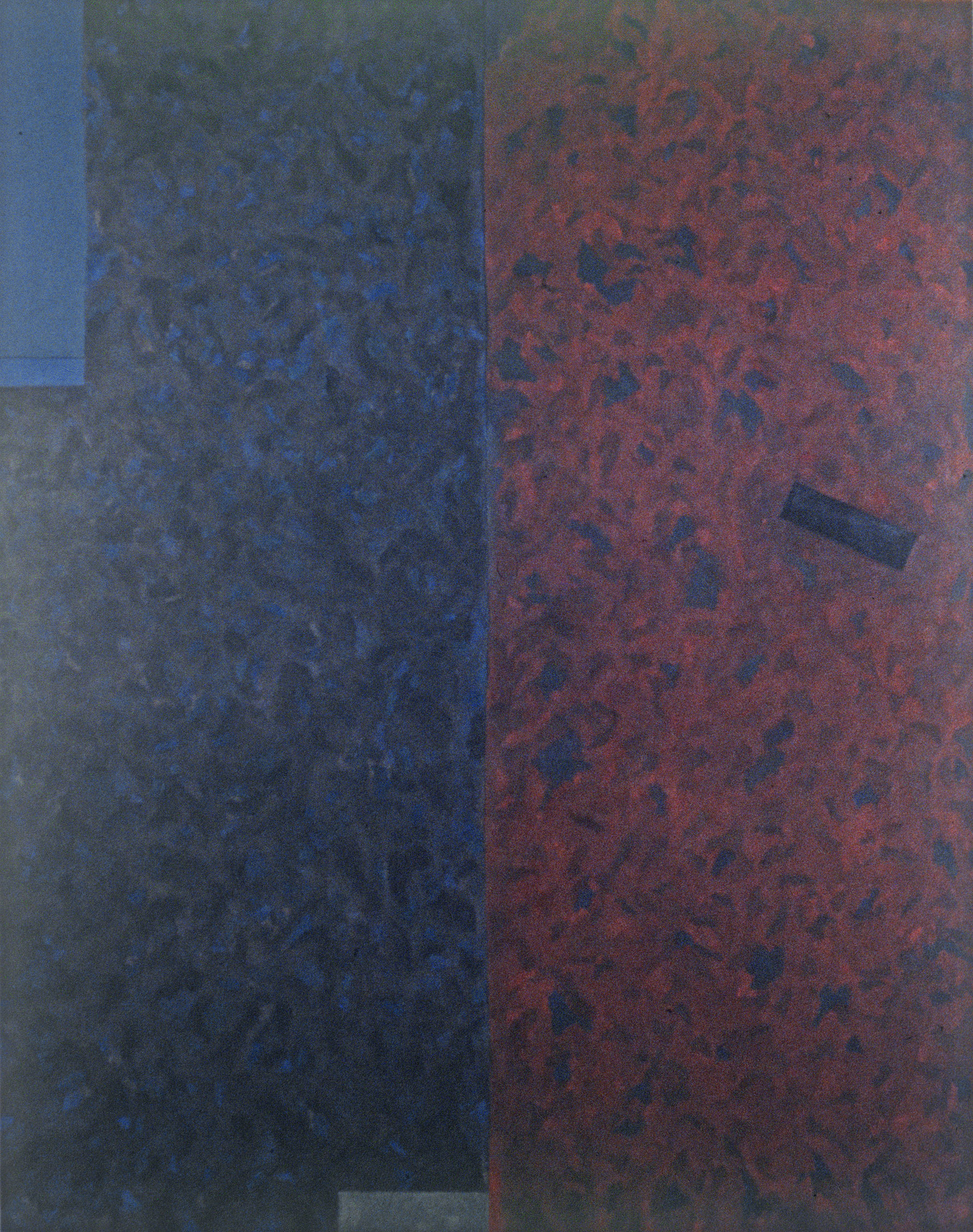"Noli Me Tangere, 1979 | 84"" x 66"" 