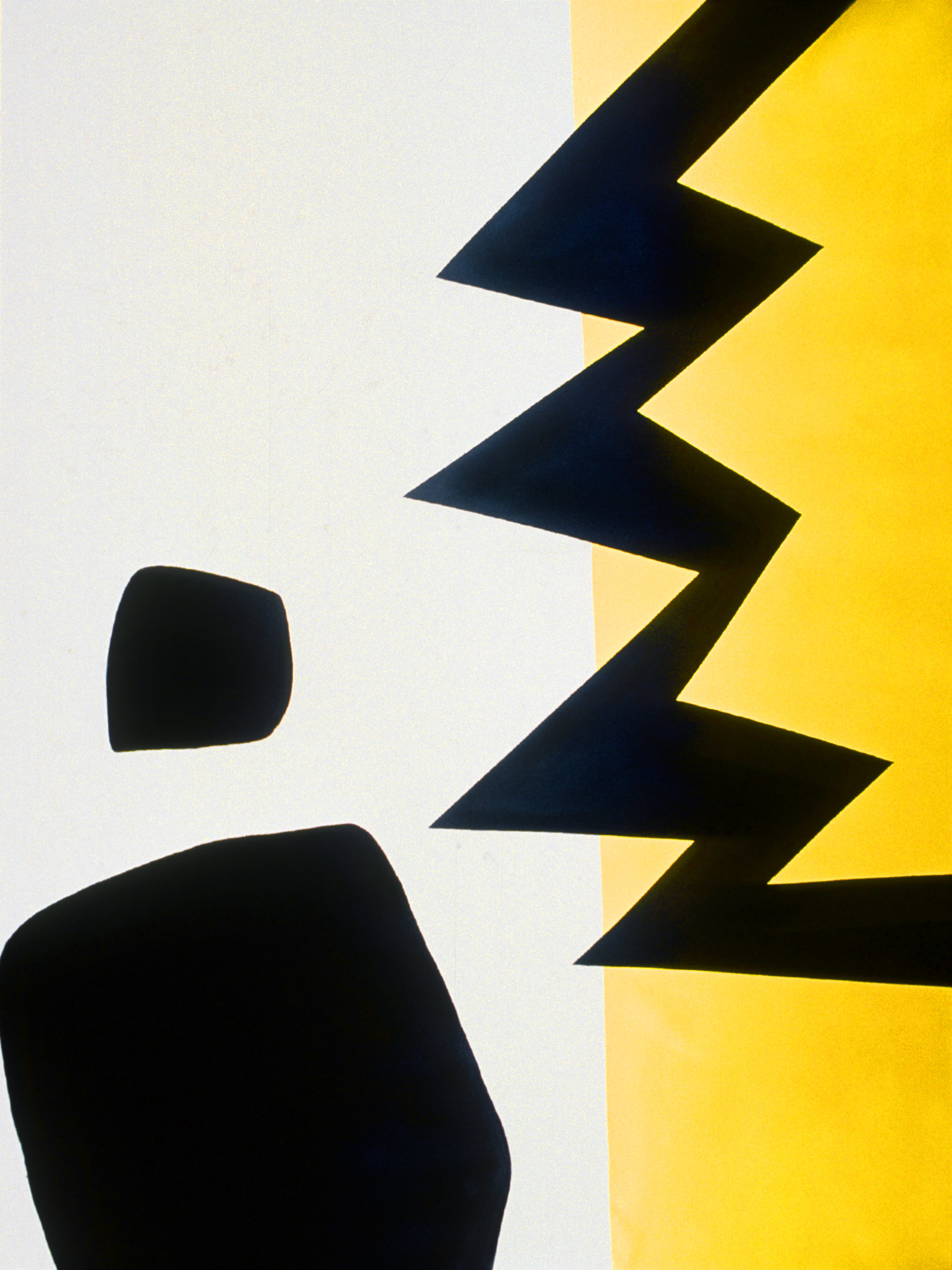 "Untitled No.2, 1965 | 96"" x 72"" 