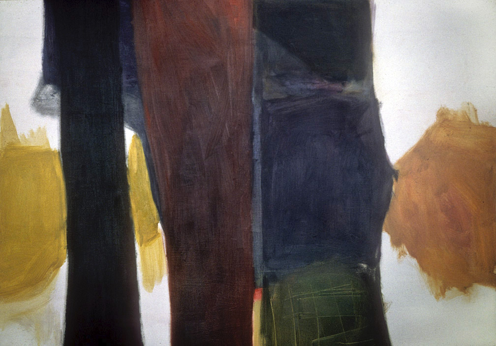 "Untitled No.1, 1963 | 48"" x 72"" 